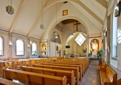 Kościół wewnątrz