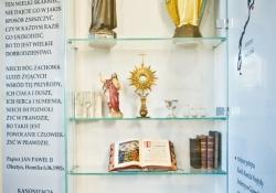 Paramenty liturgiczne JP II